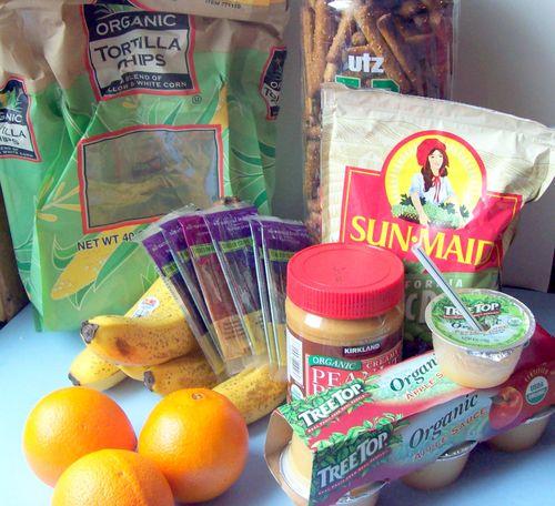 Snack Foods SortaCrunchy 001