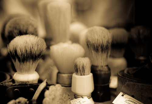 Shavebrushes